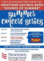 Summer Concerts SOUNDS OF SUMMER Series
